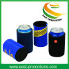 Foldable Neoprene Beer Stubby Can Cooler