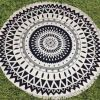 High Quality Round Bottom Beach Towel
