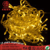 IP65 Waterproof LED Holiday Golden Color Light String for Wedding