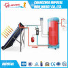 Install Split Vacuum Tube Solar Water Heater