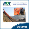 Steeply Inclined Seam Longwall Coal Mining Projects