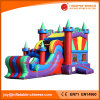 Inflatable Princess Bouncy Jumping Castle with Wave Slide Combo (T3-520)