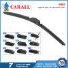 Car Spare Parts Spazzole Tergicristallo Universali Multi Clip Flat Aero Wiper Blade