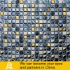 Dark Metal Color Mix Glass Mosaic Tiles 05