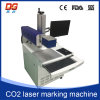 Hot Style 10W CO2 CNC Laser Marking Machine for Plastic