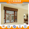 55 Series Aluminium Insulated Outward Open Window, Electric Outside The Window