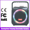 Feiyang/Temeisheng Mini Rechargeable Bluetooth Active Speaker with Colourful LED Light --F105s