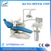 China Good Quality Leather Dental Unit Dental Equipment (KJ-915)
