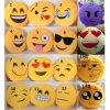 8inch Plush Emoji Pillow PP Cotton Stuffed Toy