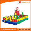 2017 New Design Christmas Paradise Giant Inflatable Games (T6-003)