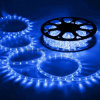Flexible LED Rope Light with Blue Color