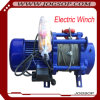 110V Winch, Single Phase Winch, 220V Electric Winch
