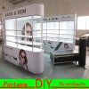 Custom Portable Modular Photo Exhibition Stand Display