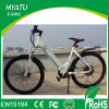 700c Belt Drive E City Bike with Thumb Throttle, 36V/11ah Doubble Tube Electric Bike