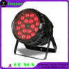 Stage Lighting 18X18W Zoom Waterproof 6in1 Outdoor LED PAR