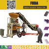 Qt40-1 Vibrator Concrete Block Making Machine