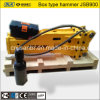 Chisel Diameter 100mm Box Mounted Hydraulic Concrete Breaker