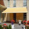 High Quality Polyester Motorized Retractable Awning