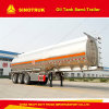 3 Axle Fule Tank Trailer Truck Oil Tanker Semi-Trailer