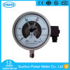 150mm Cheap Price Stainless Steel Electric Contact Pressure Gauge