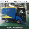 4 Wheel Diesel Road Sweeping Equipment