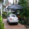 Garden Polycarbonate Roof and Aluminum Carport