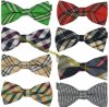 Wholesale Fashion Men′s Cotton Jacquard Bow Ties