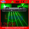 Five Lens Green Laser Light/Green Beam DJ Laser Show