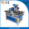 4 Axis Wood 3D Carving Machine /CNC Router with Rotary