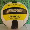 Professional PU Leather Machine-Sewn Volleyball