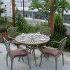 Patio/Garden Leisure Furniture, Cast Aluminum Outdoor Furniture