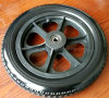 6X2 8X2 10X2 12X2 Flat Free Tire with Plastic Wheel