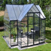 Professional Manufacturer of PVC and Aluminum Garden Sun Room with Double or Triple Tempered Glass (TS-542)