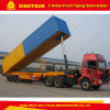 3 Axle Dump Semi-Trailer for Sale