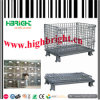 Steel Wire Mesh Stacking Pallet Cage