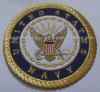 Customized Navy Patch (Hz 1001 P026)