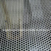 Galvanized Round Hole Perforated Metal Mesh