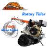 10HP Diesel Engine Crawler Type Rotary Tiller