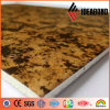 High Quality Fireproof Stone Look Aluminum Sandwich Panel
