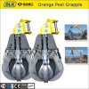 Hydraulic Excavator Orange Peel Grapple Fit for 35tons of Carrier
