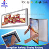 Black Frame, Magnetic LED Light Box, Backlit Aluminum Frame, Junlong Jl-a