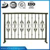 Q235 Cast Iron Sand Casting Fence Parts with Customized Service