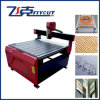 7090 CNC Router for Advertising 3D Mould Wave Panel