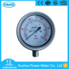 2.5′′ 63mm Bottom Connection Stainless Steel Capsule Pressure Gauge