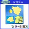 Animal Electronic Identification Lf and Hf Animal Ear Tag