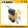 Hand Operated Single Drum Mini Steel Wheel Vibratory Roller (FYL-450)