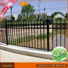 Black Ornemental Steel Fence