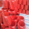 Spiral Blade Solid Steel Centralizer with Rollers