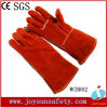 Welding Leather Glove Welder Safety Working (WCBR02)