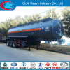 Tank Volume 40000L Chemical Liquid Transportation Semi Trailer